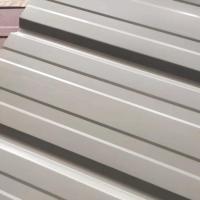 Ppgl Color Coated Galvanized Corrugated Plate