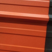 China Color Coated Steel Plate