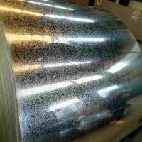 Zinc Coated Cold Rolled Coils