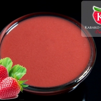 Aseptic Strawberry Puree