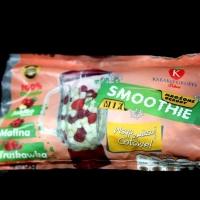 Smoothie Mix IQF Apples, Raspberries