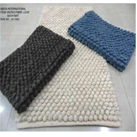 Micro Fiber Loop Bath Mat