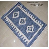 Indian Cotton Kilim Durries
