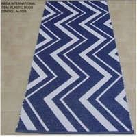 Woven Plastic Rugs
