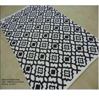 Printed Rag Rugs