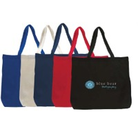 Cotton Shopping / Beach Tote Bags