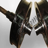 Driving Wheel Shaft Assembly