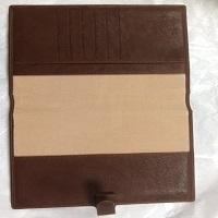 Leather Agenda Holder