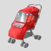 Korean Lightweight Stroller Wind Cover