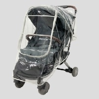 Korean Baby Stroller Rain Cover