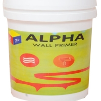 Cement Wall Primer : Alpha