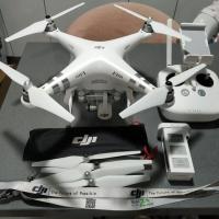 Dji Phantom 4 Pro Drone Quadcopter