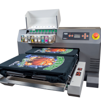 Textile Inkjet Digital Printer, Inkjet Printer