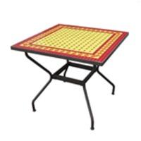 Mozaic Stone Square Table