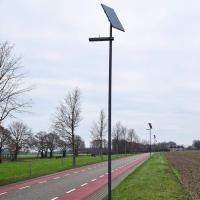 Solar Powered Street Lamp Protos