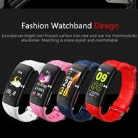 Bluetooth Smart Watch Health Dectection