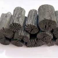 Sawdust Briquette Charcoal for BBQ
