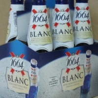 French Kronenbourg 1664 Blanc Beer