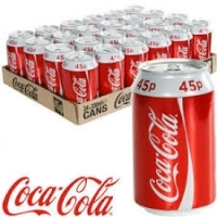 Soft Drinks Coca Cola 330ml Can