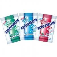 Mentos Cool Gel Candy 132G