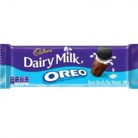 Cadbury Chocolate Dairy Milk Oreo 60g