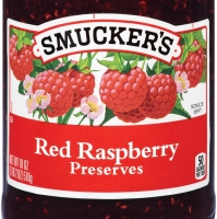 Smuckers Red Raspberry Preserve 510g
