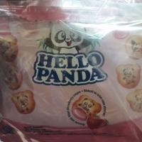 Hello Panda Strawberry 12g