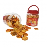 Pusan Dollar Coin Chocolate