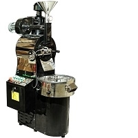 1 Kg Batch Capacity Coffee Roaster