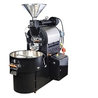 15 Kg Batch Capacity Coffee Roaster