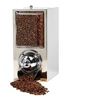 Rectangular Coffee Bean Dispenser