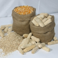 Corn Cob Meal For Mushroom Cultivation