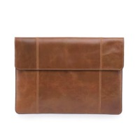 Antique Leather Laptop Sleeve Bags