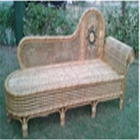 Bamboo Cane Day Bed