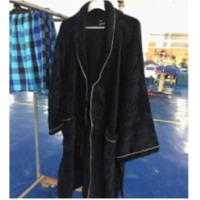Cotton Towel Material Bathrobe