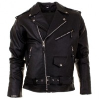 Leather Jacket (men
