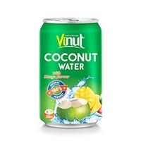330ml Mango Flavour Coconut water