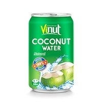 330ml Natural Coconut water
