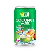 330ml Peach Coconut Water