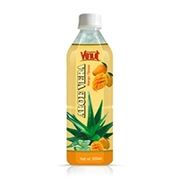 500ml Mango Flavour Aloe vera Drink