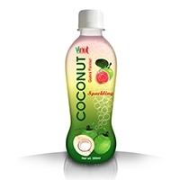 350ml Guava Sparkling Coconut Water