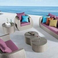 Patio Garden Sofa