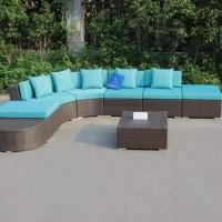 Garden Wicker Sofas
