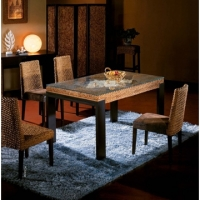 Water Hyacinht Dining Set