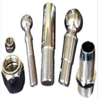 Brass Chrome Plated Turning Parts