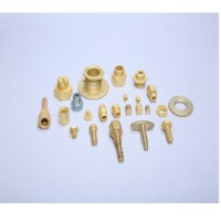 Brass & Copper Turning Parts