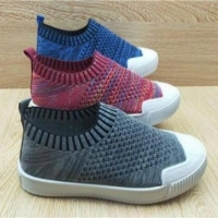 Knitted Fabric Baby School Shoes