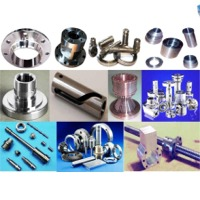 Industrial Machine Spare-Parts By CNC Machines