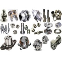 Industrial Machine –Spare-Parts By CNC Machines