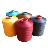 Polyester Textured Dyed Yarn